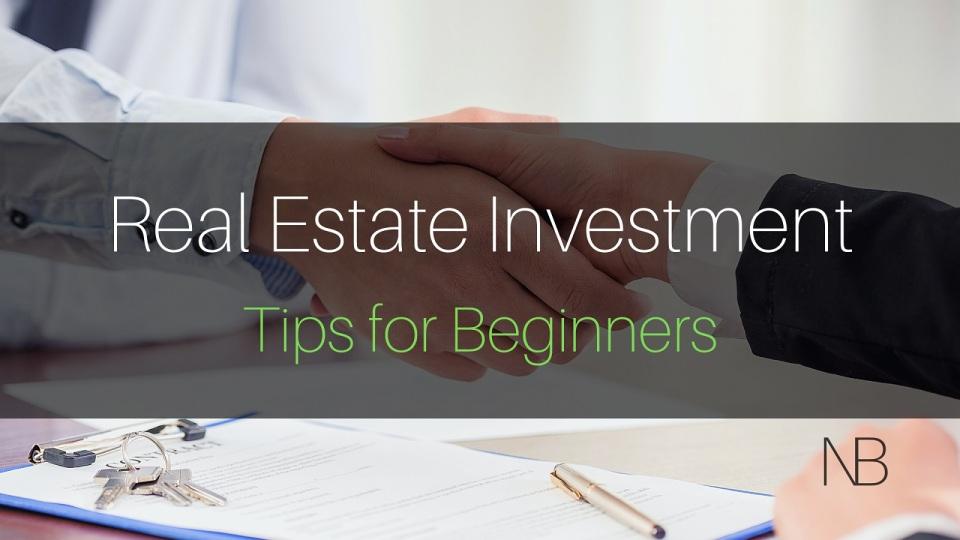 Real estate investment tips for beginners - Neutrino Burst!