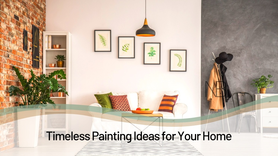 Painting Ideas for Your Home - Neutrino Burst