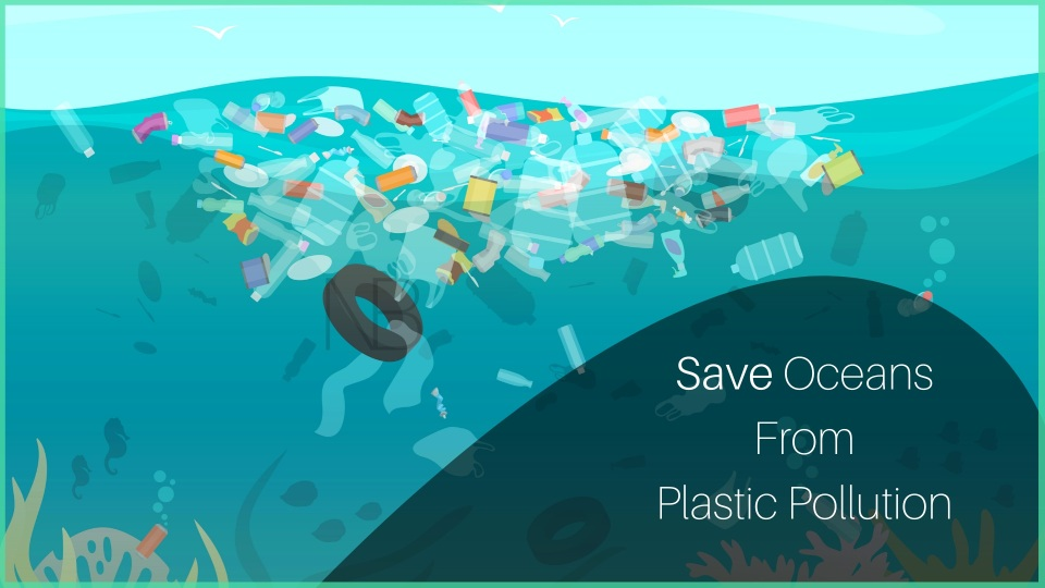 Save our oceans from plastic pollution - Neutrino Burst