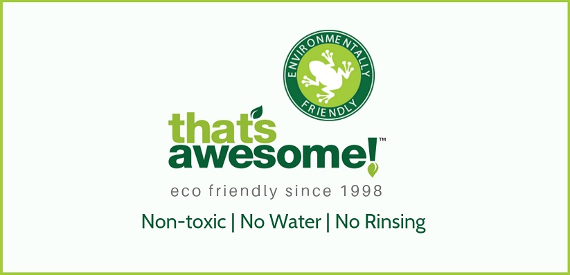 That's Awesome eco-friendly cleaning Australia