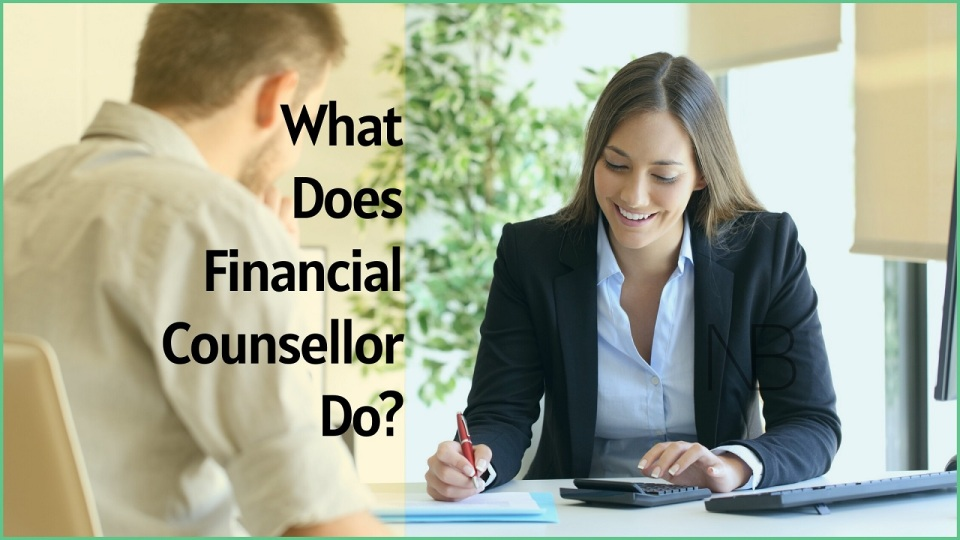 What does financial counsellor do - Neutrino Burst!