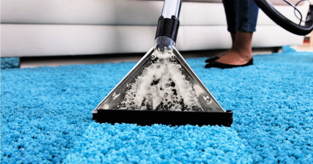 Use steam cleaning for your carpet - Neutrino Burst
