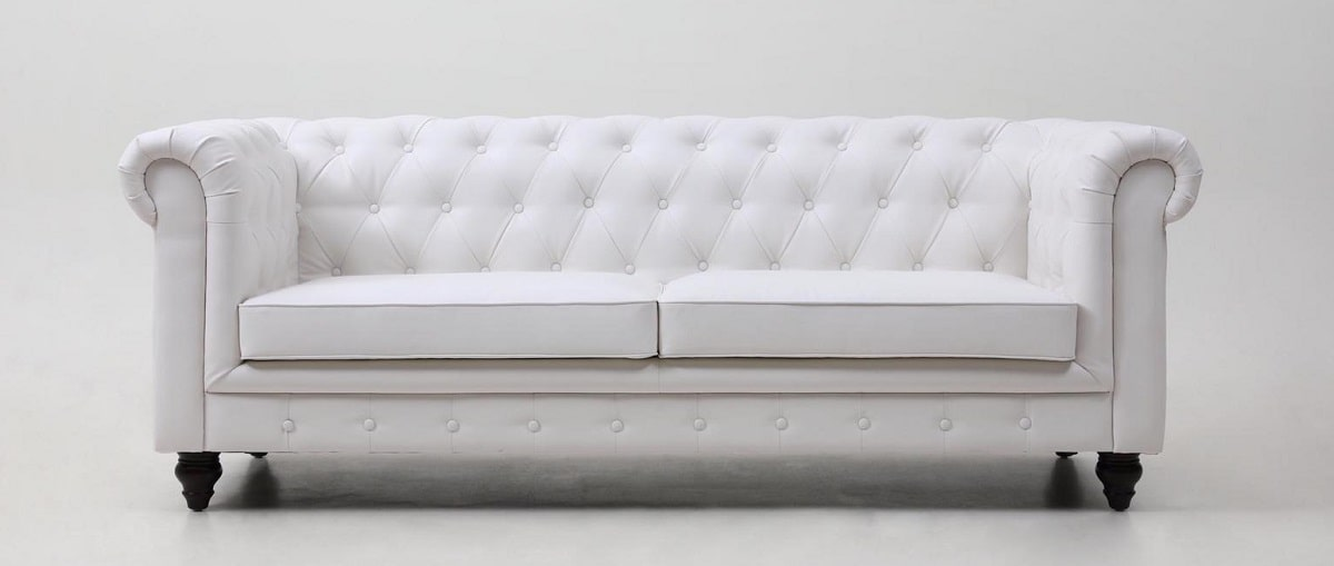 Modern Chesterfield sofa