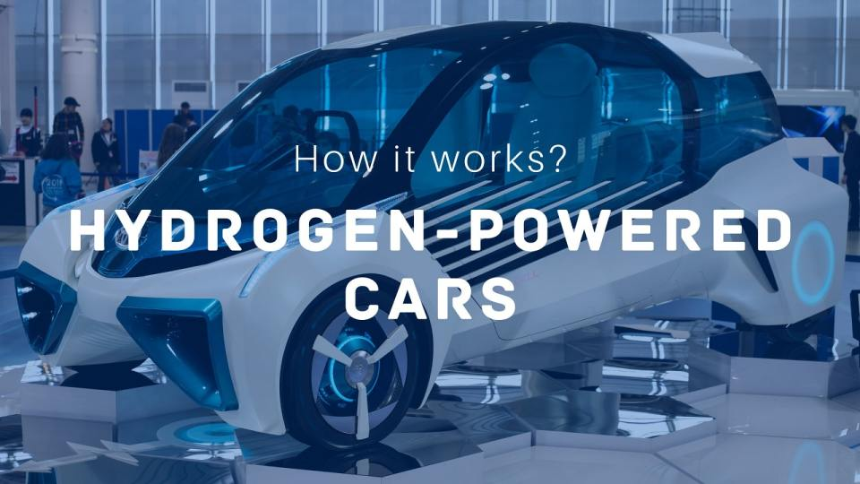 How hydrogen powered cars work - Neutrino Burst!